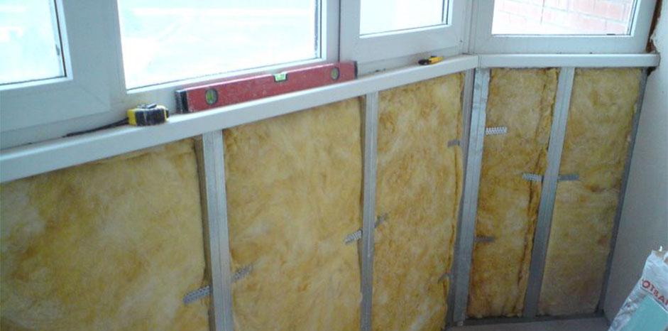 Как утеплить балкон - практические советы по утеплению на пр.